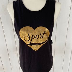 Juicy Couture Muscle Tank Top